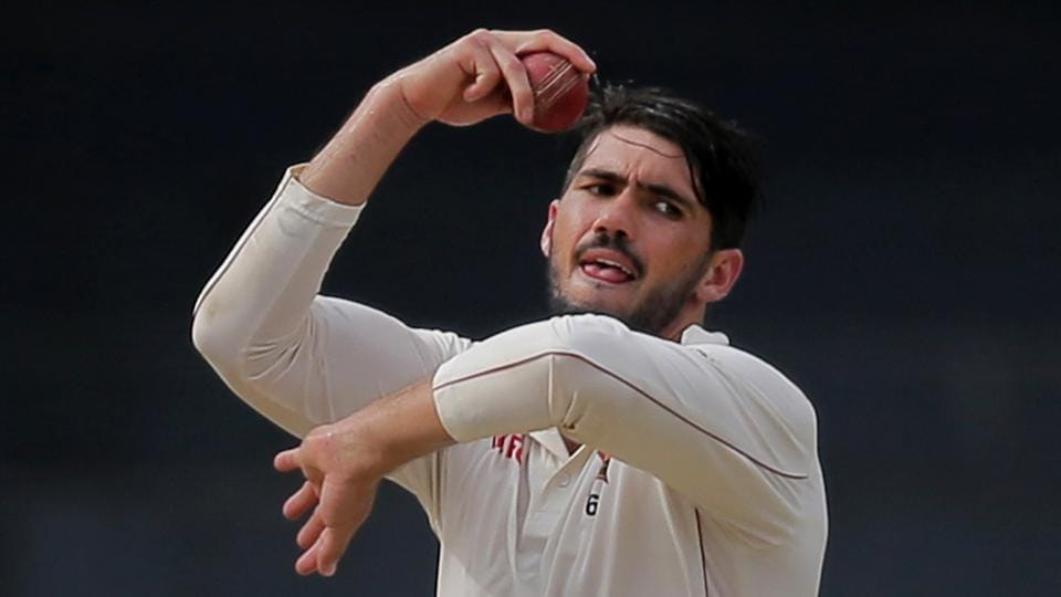 Graeme Cremer picked up 4/64 as West Indies were bowled out for 219 against Zimbabwe on the first day of the first Test in Bulawayo.