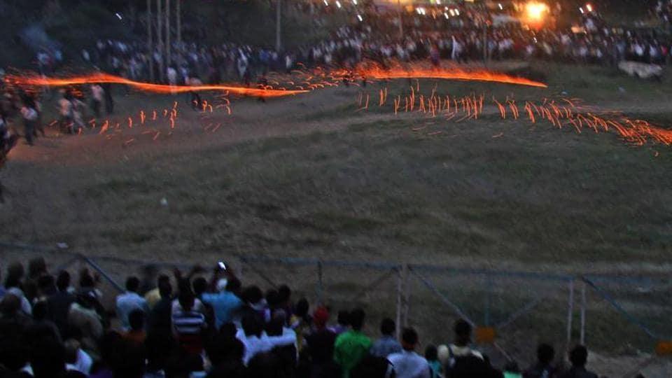 Hingot war,Diwali,Indore