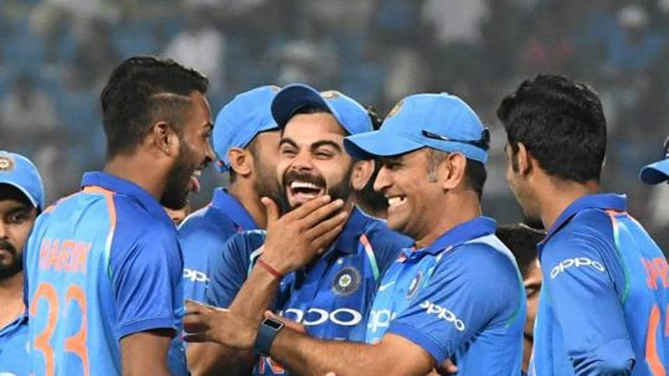 Virat Kohli's Indian cricket team will be aiming to sustain their dominance as they prepare to face a New Zealand side that lacks a bit of experience in the first ODI in Mumbai.