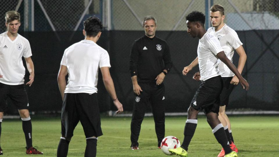 Germany's U-17 coach Christian Wuck has stressed on the need to attack and score more goals as they prepare to take on Brazil in the FIFA U-17 World Cup quarterfinal in Kolkata.