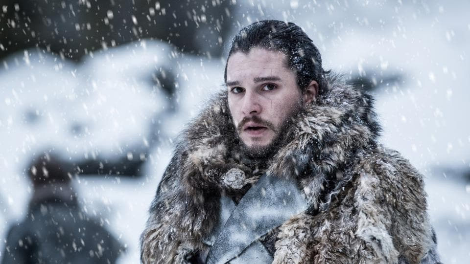 Kit Harington said that he bawled as he and his cast mates sat down for a read through of the final episode of the show.