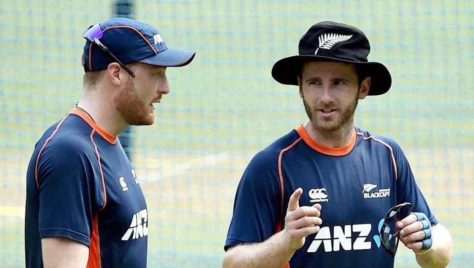 Kane Williamson's New Zealand cricket team have an inexperienced middle order, following injuries to Corey Anderson and the retirement of Luke Ronchi.