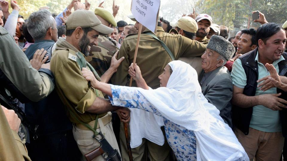 Kashmir,Braid chopping in Kashmir,kashmir valley