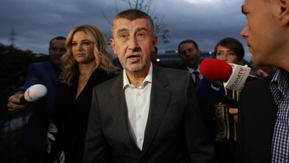 Andrej Babis,ANO movement,Social Democrats
