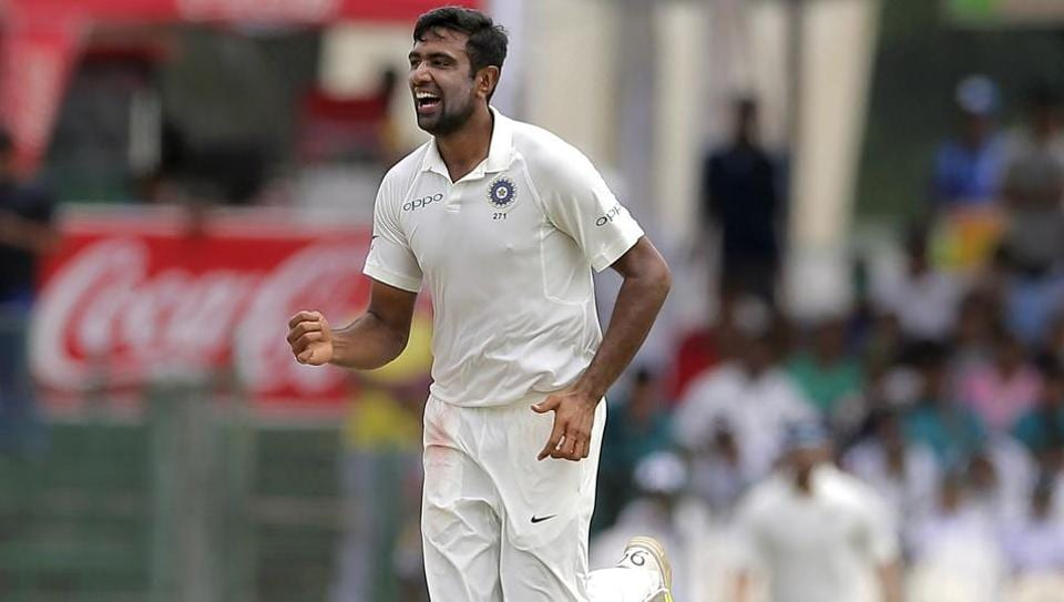 Ravichandran Ashwin will retire from Test cricket if he gets 618 wickets - one short of former India coach Anil Kumble's record.