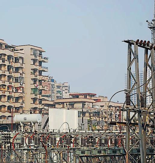 The 400KV substation is scheduled to supply power to Indirapuram, Sahibabad and Noida.
