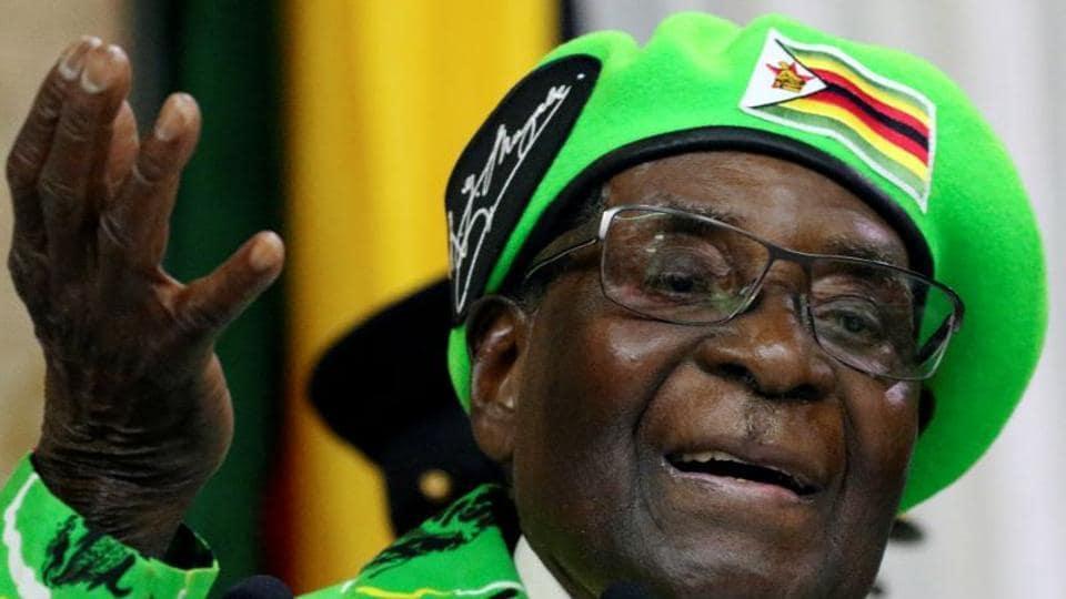 Robert Mugabe,Zimbabwe,WHO