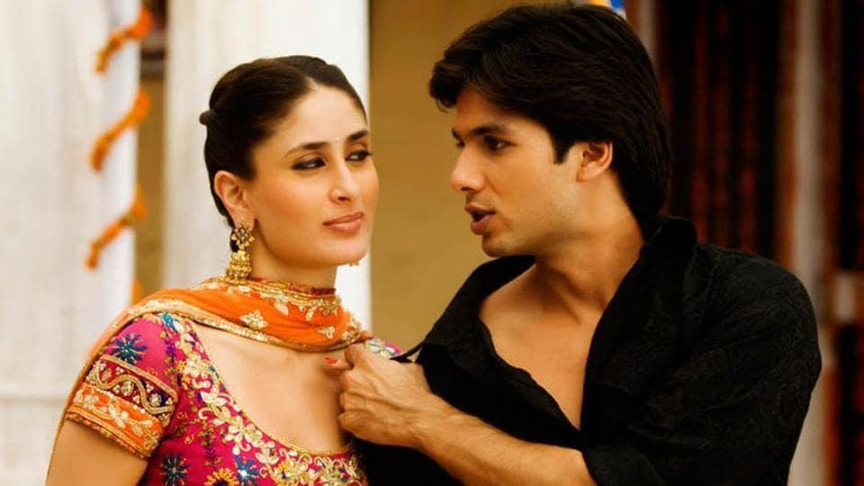 Kareena Kapoor and Shahid Kapoor were widely loved for their work in Jab We Met.