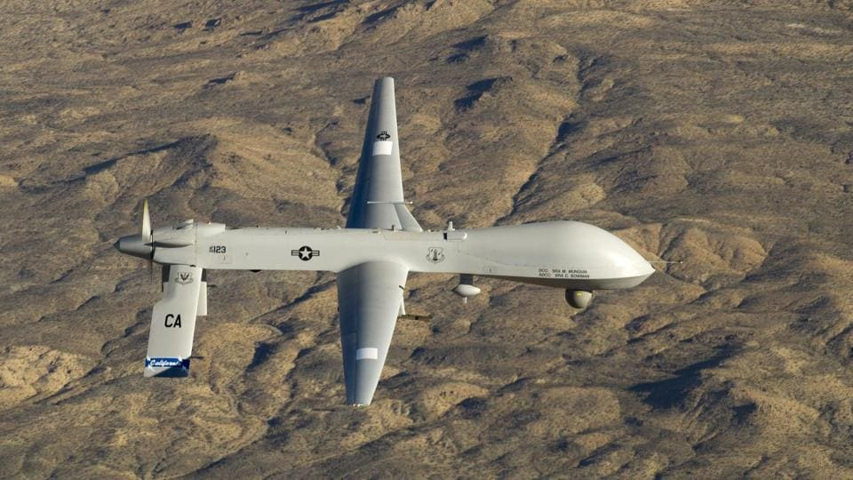 US,India,Armed Drones
