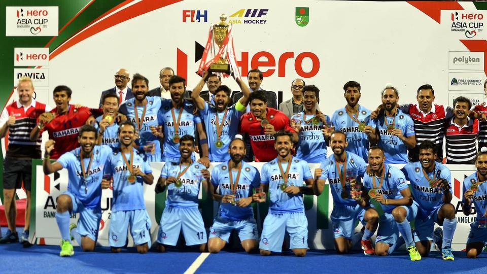 India last won the Asia Cup hockey in 2007. (HOCkey India)