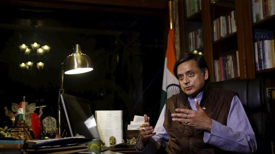Tharoor said a change was visible with the Congress's recent victory in the by-election in Gurdaspur in Punjab and of its ally in Vengara in Kerala.