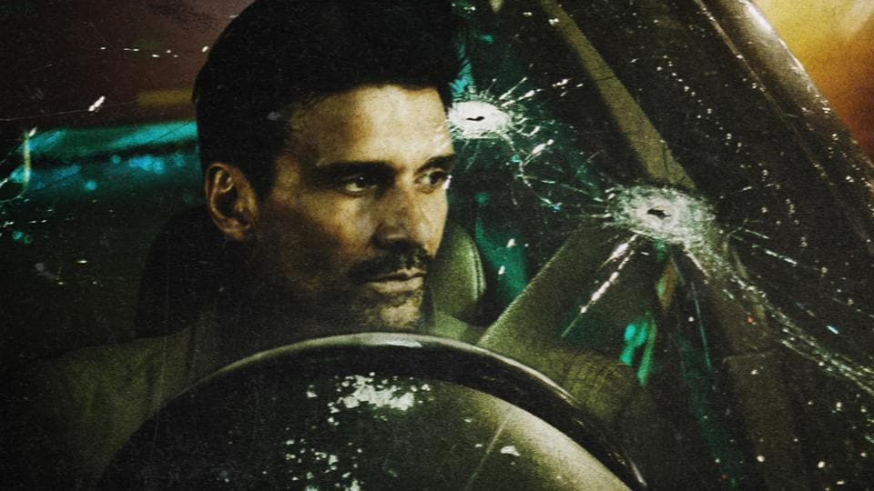 Wheelman is Frank Grillo's vehicle.
