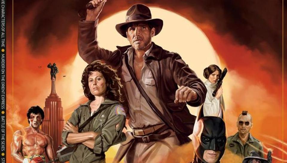 Greatest Movie Character,Indiana Jones,Han Solo