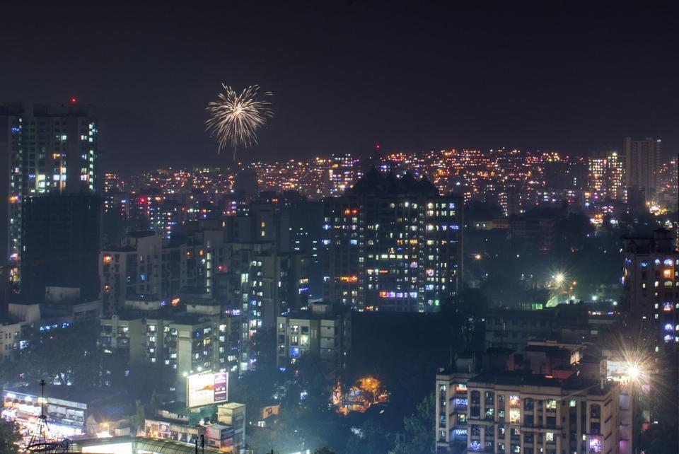 Diwali,Mumbai air,Pollution