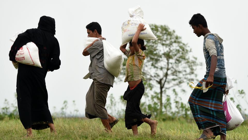 Rohingya Muslims,Rohingya refugees,Rakhine