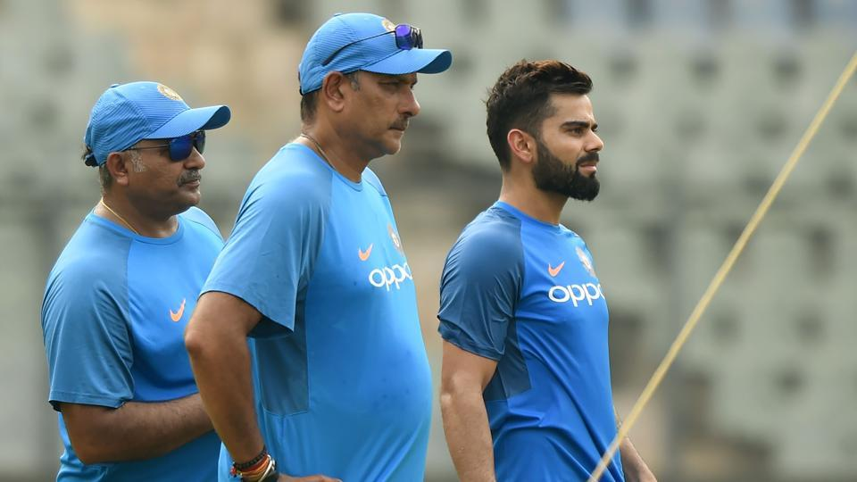Virat Kohli's Indian cricket team will look for a winning start in its three-match ODI series vs New Zealand in Mumbai today. Get cricket live score and live updates of India vs New Zealand, 1st ODI here