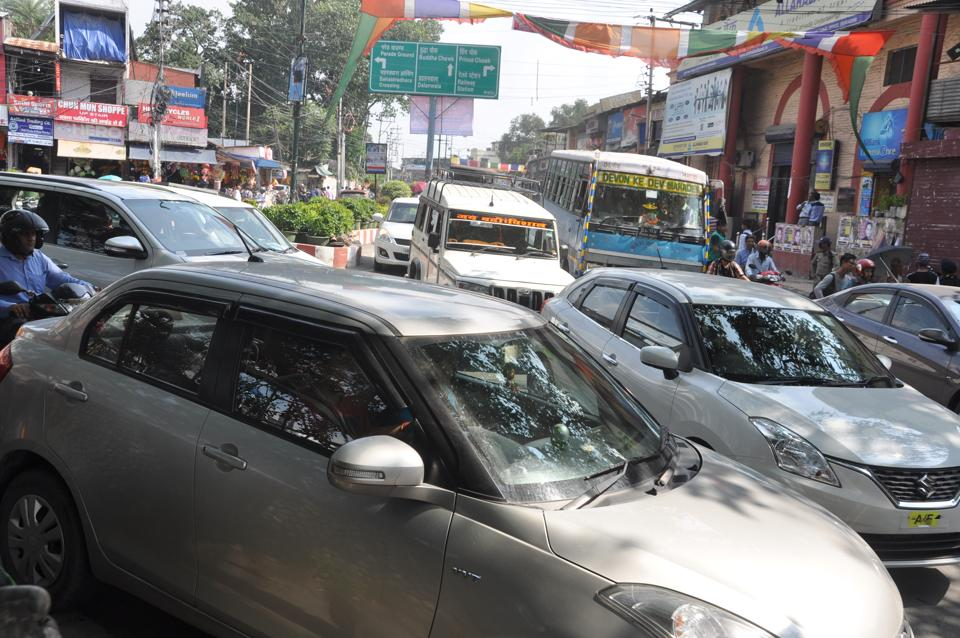 Uttarakhand news,women-only parking lots,free of cost parking lots