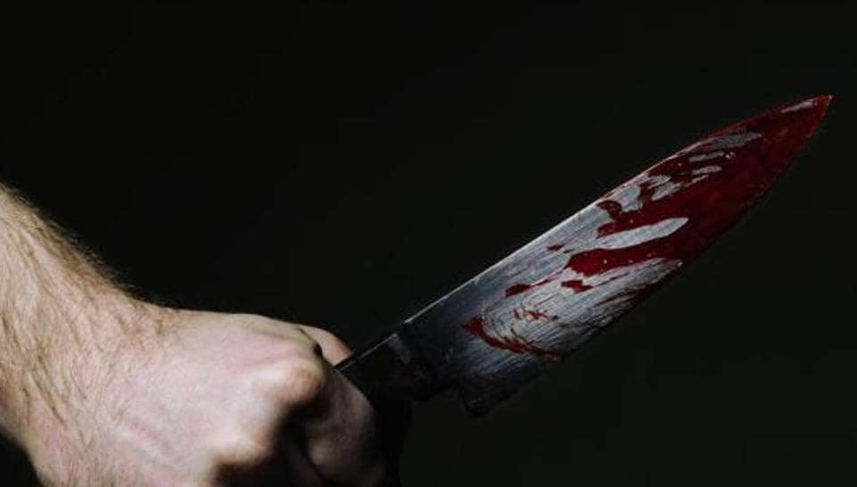 Two men killed a woman, cut her body into several pieces and dumped them at different locations.