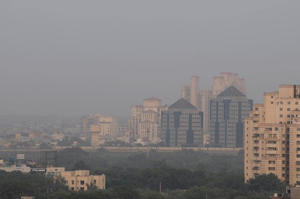 Health experts said after Diwali, there was a sudden spurt in the concentration of suspended particulate matter in the city air, making it difficult for residents to breathe.