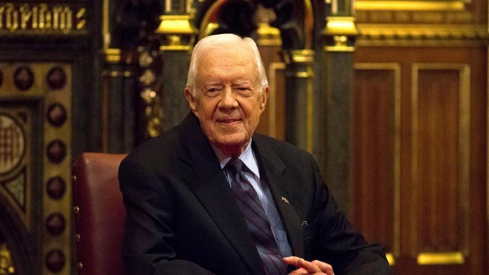 Jimmy Carter,North Korea,Former US President