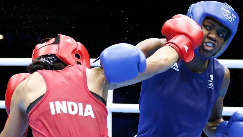 Boxing,Indian boxing,Indian women boxing