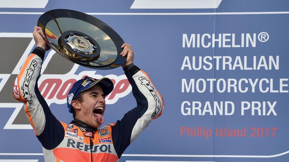 Marc Márquez,Grand Prix motorcycle racing,MotoGP