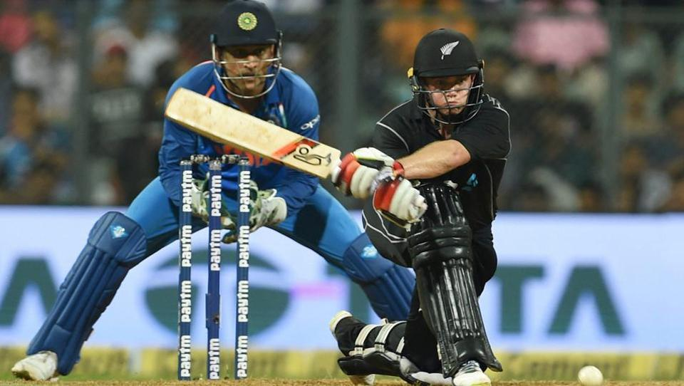 Latham slammed 103 off 102 balls to guide New Zealand to the victory. (PTI)