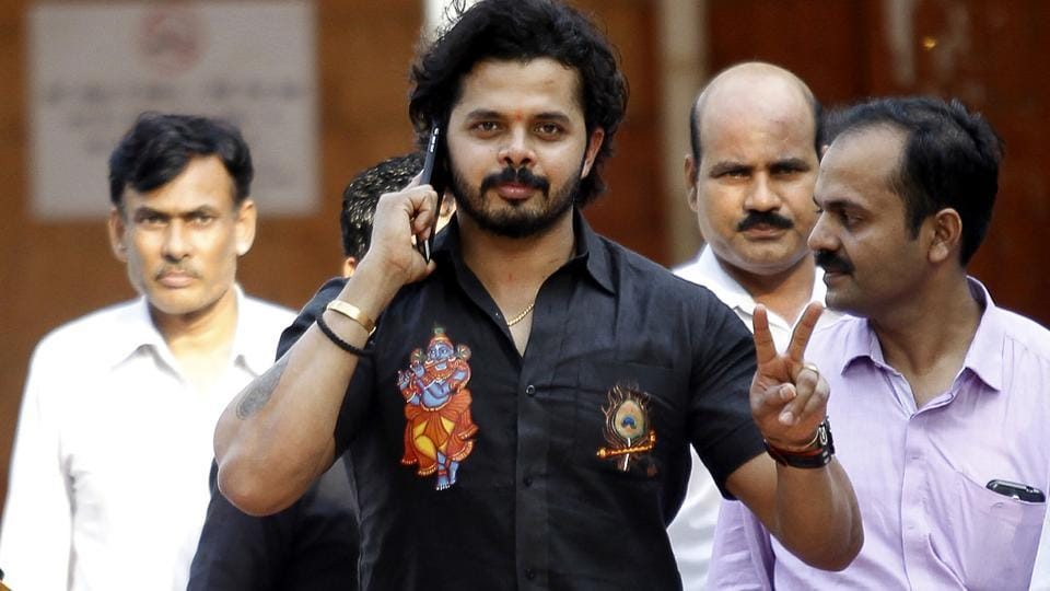 Sreesanth,Sreesanth Ban,Sreesanth Cricket