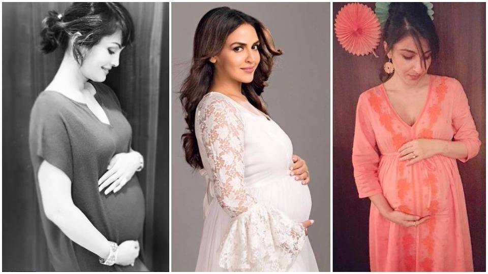 Esha Deol to Soha Ali Khan, best celebrity pregnancy ...
