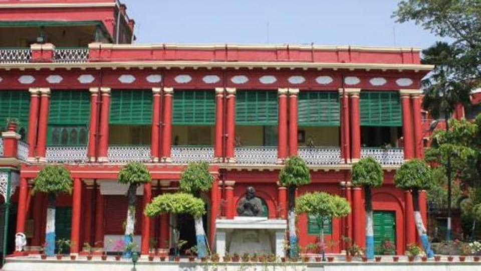 Rabindranath Tagore,Abanindranath Tagore,Jorasanko
