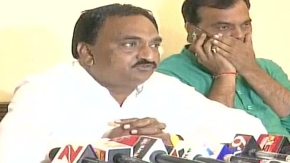 Gujarat Patidar leader Narendra Patel alleges BJP offered him Rs 1-cr bribe