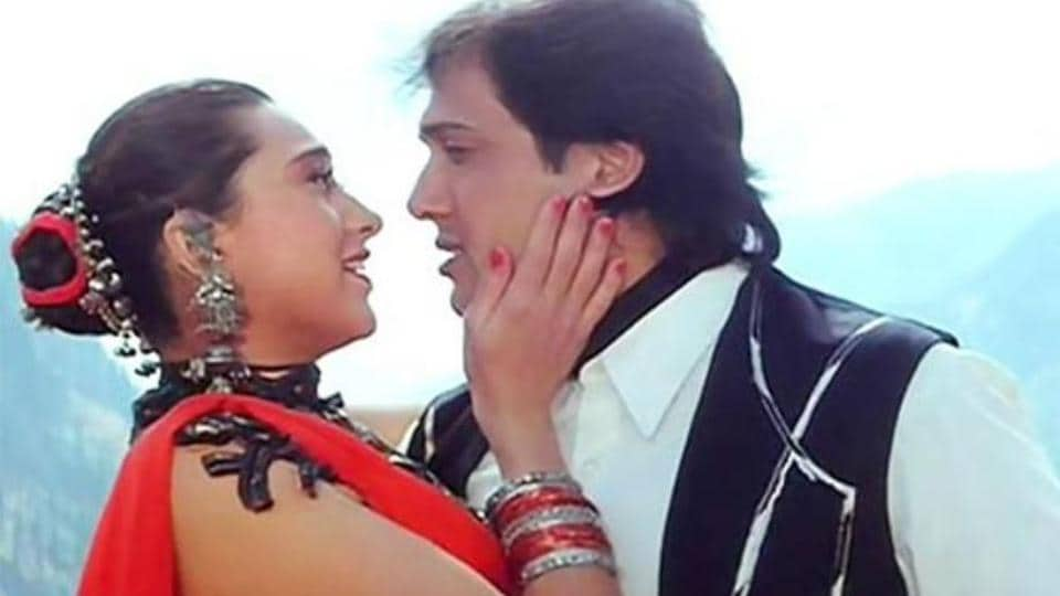 Govinda and Karisma Kapoor were among the highest paid Bollywood actors in the '90s.