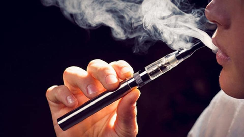 E-cigarettes may harm your lungs the same way tobacco does