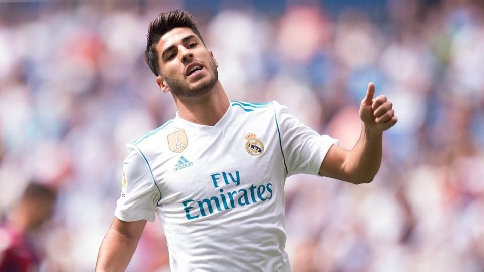 Marco Asensio's good show guided Real Madrid C.F. to a 3-0 win over Eibar in La Liga.