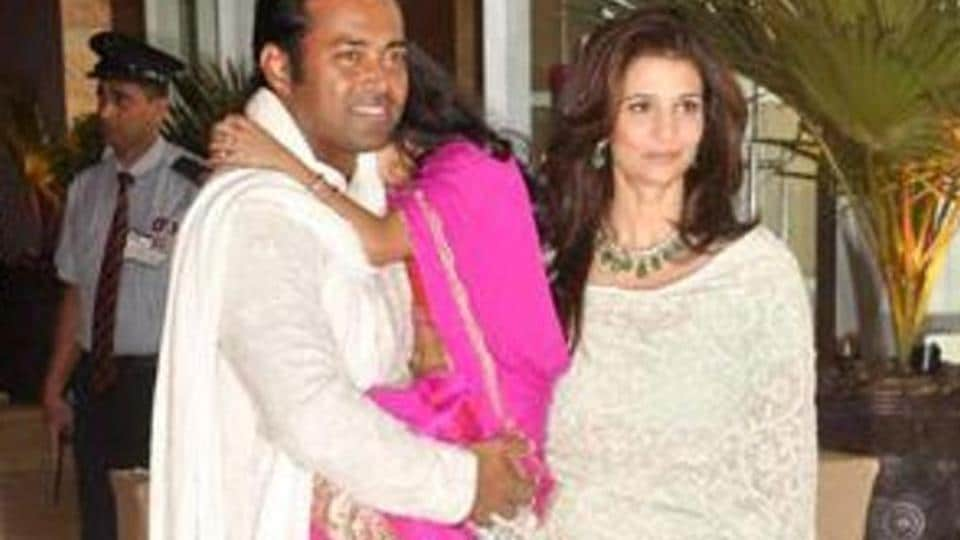 Pillai who is locked in a bitter divorce battle with Paes was being cross-examined in connection with a domestic violence case she filed against the sportsman.