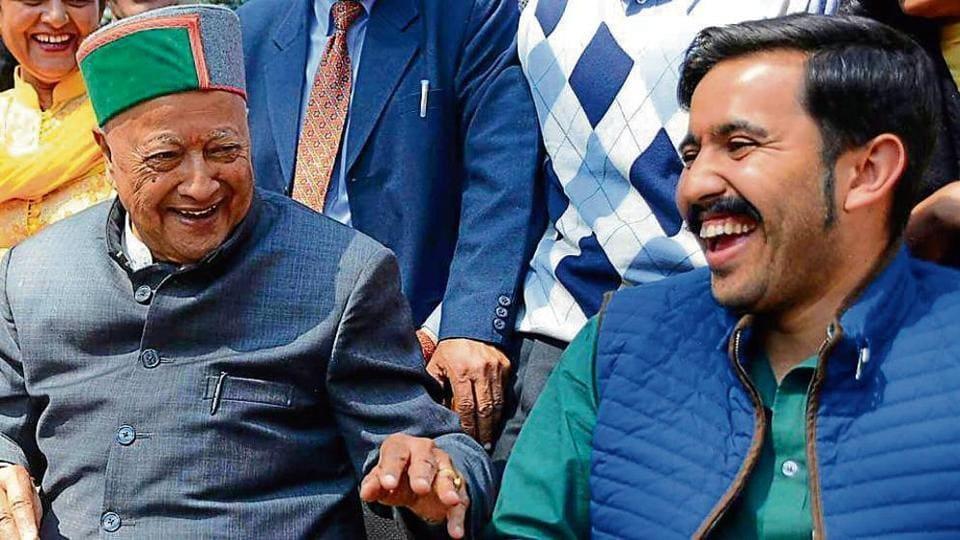 Himachal polls,Congress,dynastic politics