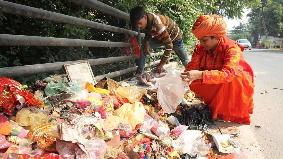 Diwali,Lucknow,Mankameshwar Temple
