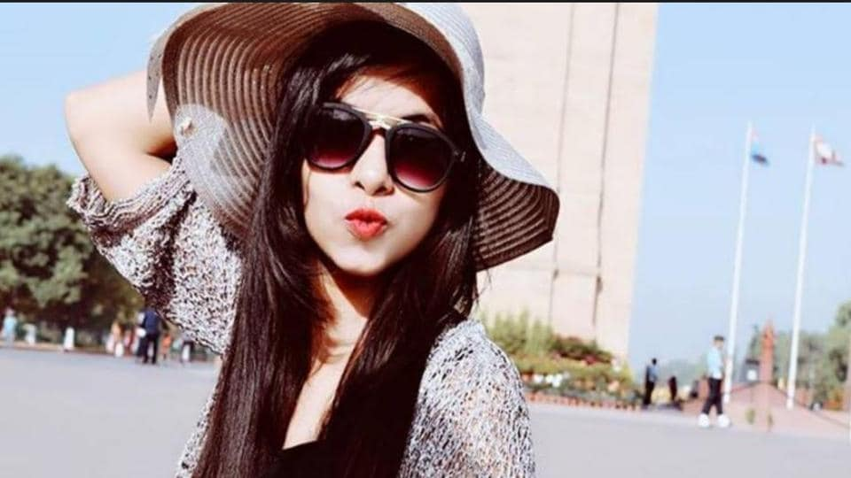 Dhinchak Pooja is the first wild card entry this season.