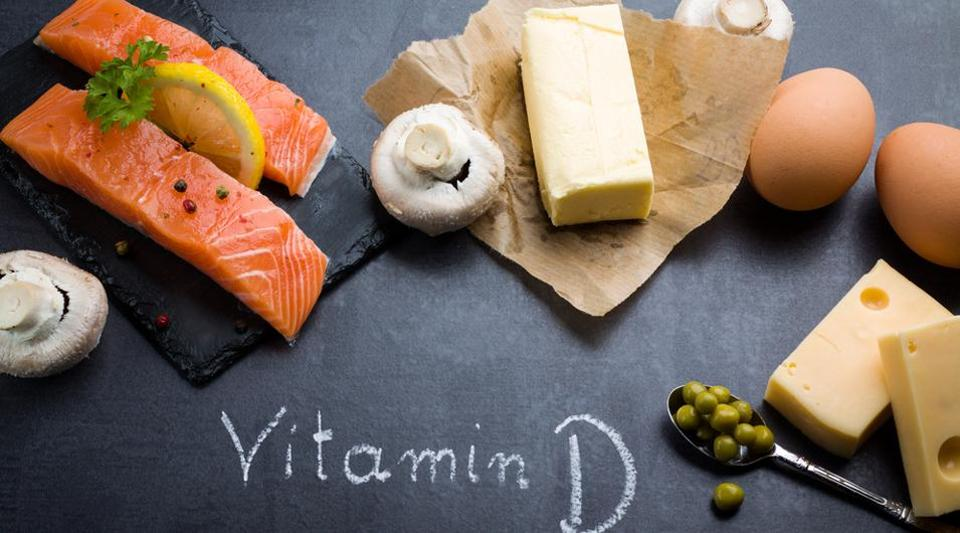 Foods that are rich in Vitamin D such as fish, mushrooms and cheese are good for your teeth.