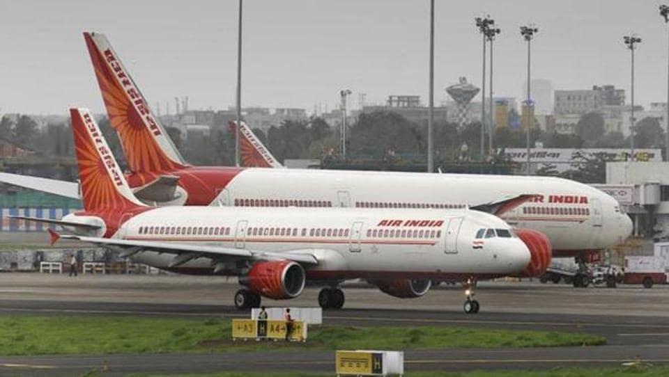 Mumbai,Air India,Singapore