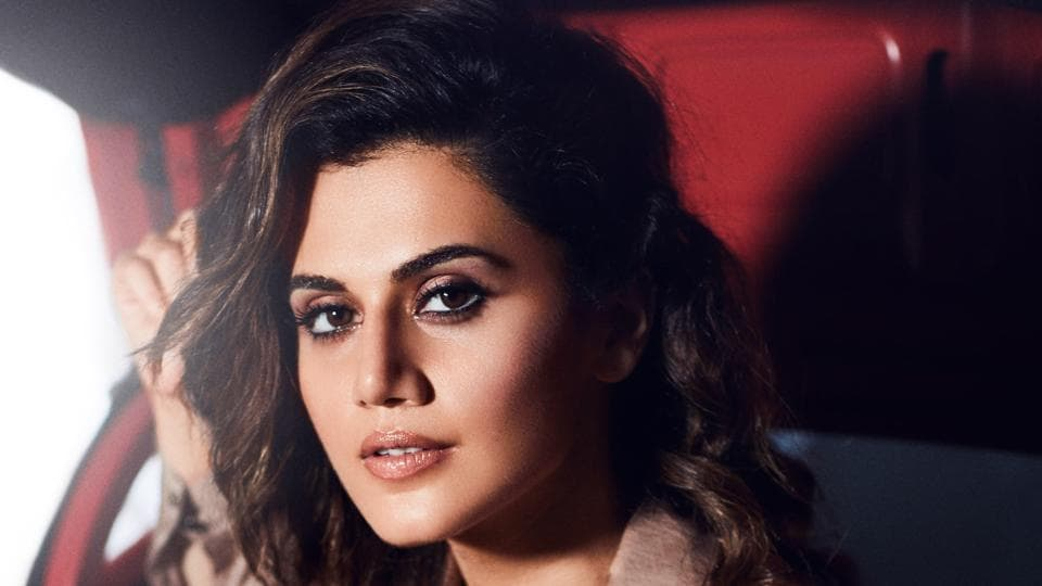 Actor Taapsee Pannu will play the role of a lawyer in her upcoming film.