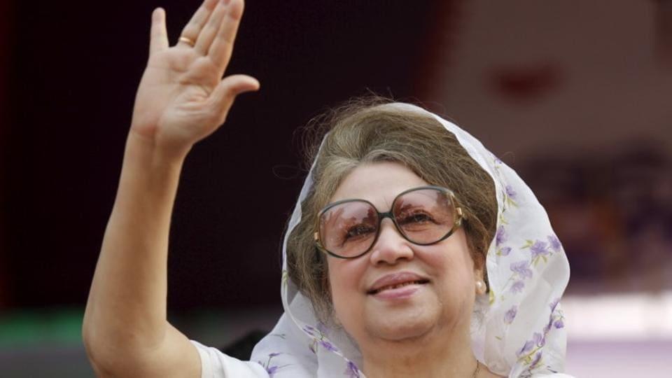 Ekushey Television,Khaleda Zia,Tarique Rahman