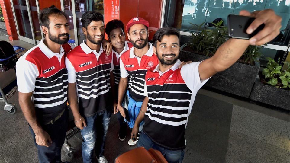 Indian hockey team,Sjoerd Marijne,Manpreet Singh