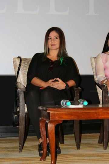 Pooja Bhatt at an event in Mumbai. In a statement, Bhatt said she hopes her book would help others struggling with alcoholism.