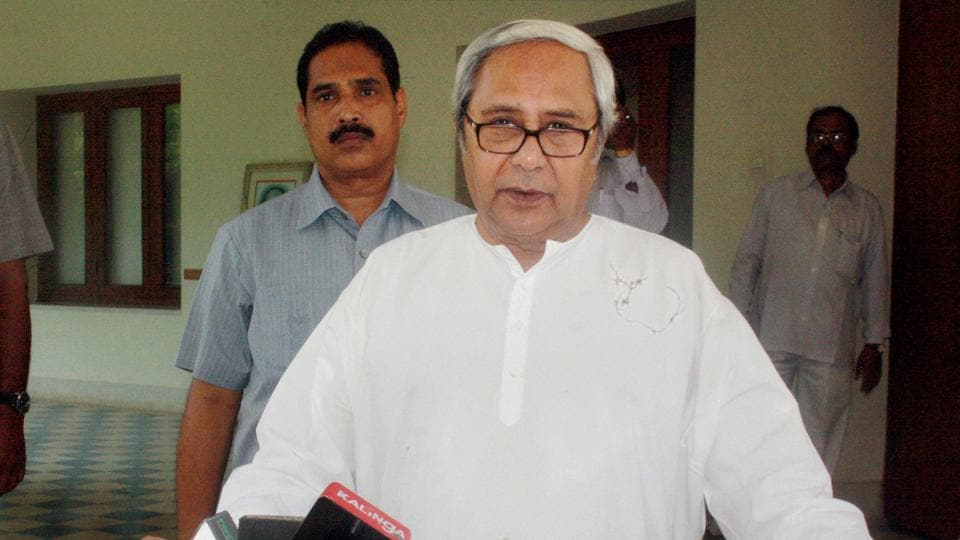 Union tribal affairs minister Jual Oram had earlier termed Odisha chief minister Naveen Patnaik's government as anti-poor.