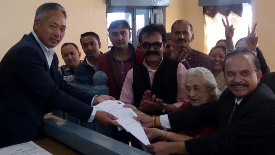 Vidya Stokes,Himachal elections,assembly elections