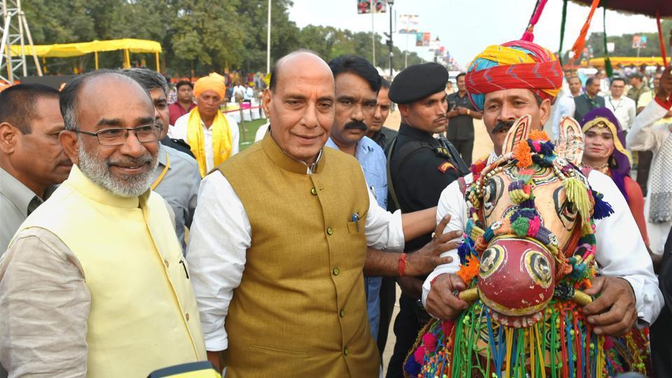 Rajnath Singh,Tourism