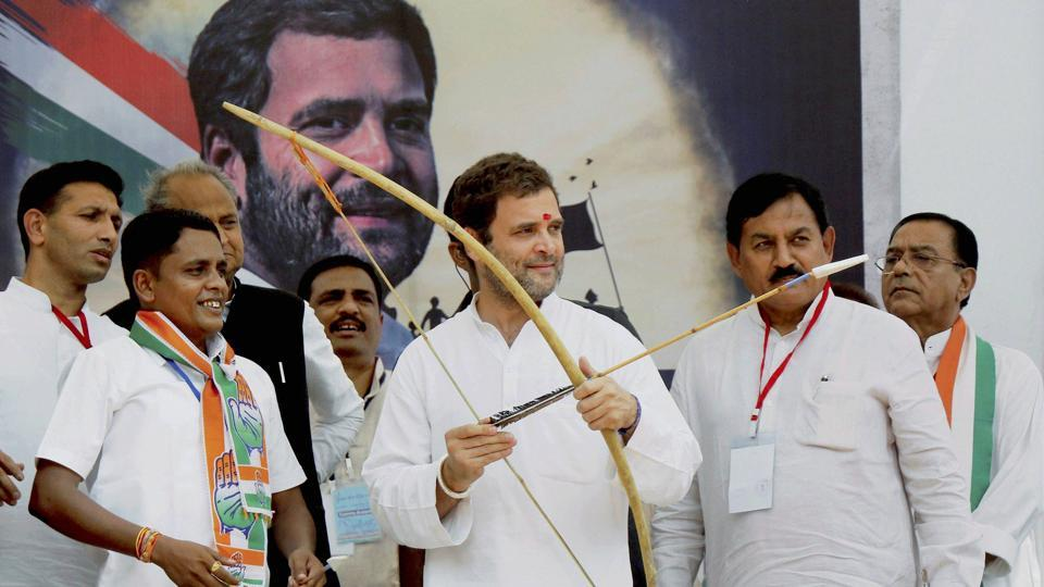 The voice of Gujarat can not be suppressed or bought: Rahul Gandhi