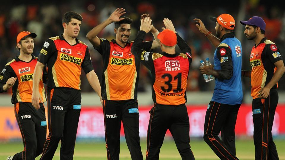 Mohammad Siraj was snapped up by Sunrisers Hyderabad in the Indian Premier League and his haul of four wickets in the game against Gujarat Lions helped the team enter the knock-out stage.