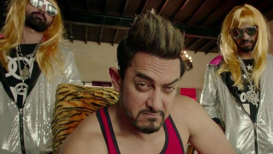 Aamir Khan plays a guest appearance in Secret Superstar. The film has made Rs 31.1 crore over the first weekend.